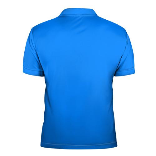 Мужская рубашка поло 3D  Фото 02, shark
