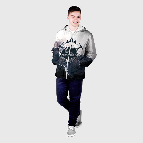 Мужская куртка 3D  Фото 03, приключения