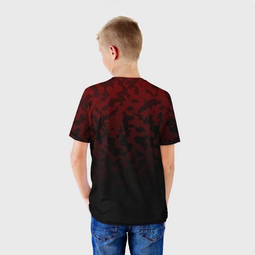 Детская футболка 3D  Фото 02, Hitman