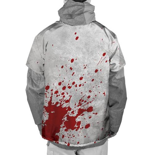 Накидка на куртку 3D  Фото 02, Walking Dead