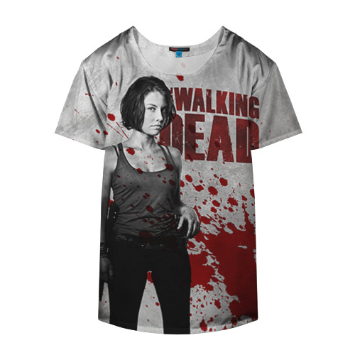 Накидка на куртку 3D  Фото 04, Walking Dead