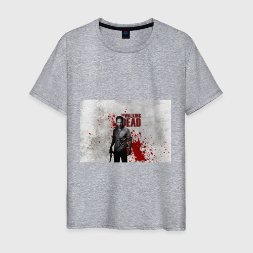 Мужская футболка хлопок Walking Dead