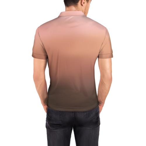 Мужская рубашка поло 3D  Фото 04, Walking Dead