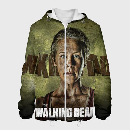 Мужская куртка 3D  Фото 01, Walking Dead