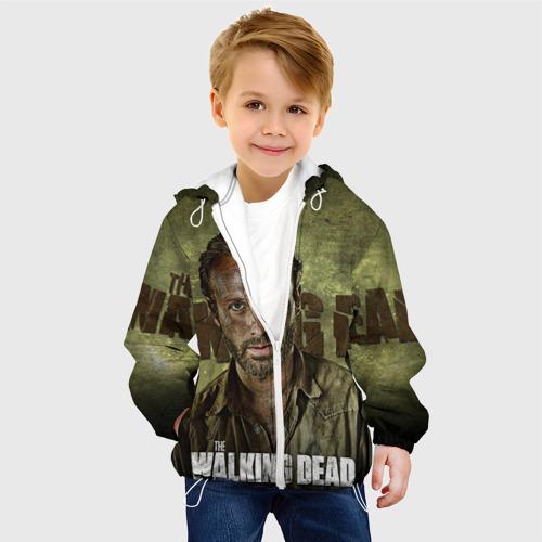 Детская куртка 3D Walking Dead