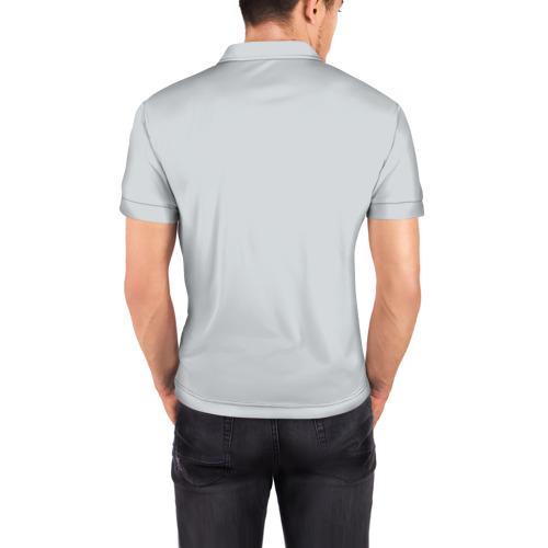 Мужская рубашка поло 3D  Фото 04, Gotham