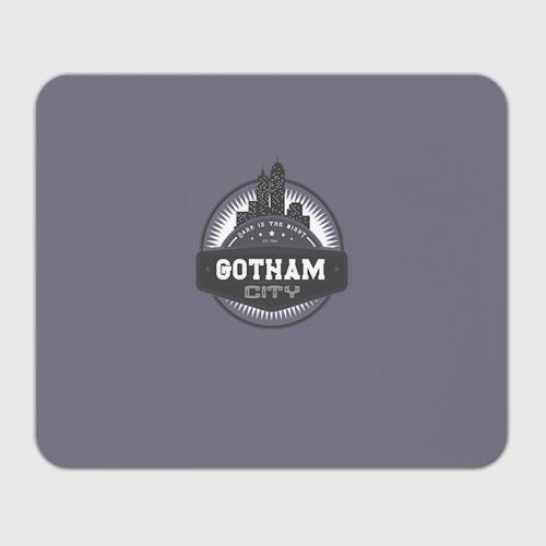 Коврик прямоугольный  Фото 01, gotham City