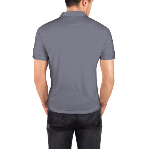 Мужская рубашка поло 3D  Фото 04, gotham City