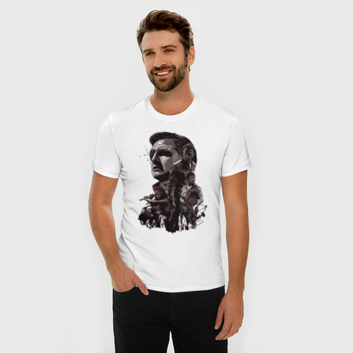 Мужская футболка премиум  Фото 03, TWD: Эпик