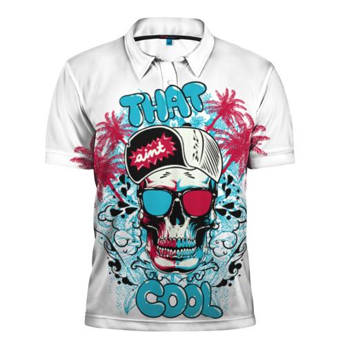 Мужская рубашка поло 3D  Фото 01, Это круто