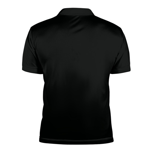 Мужская рубашка поло 3D  Фото 02, Повелитель тыкв