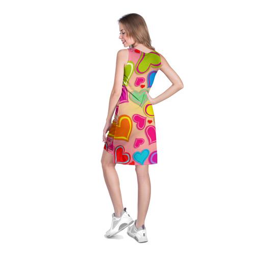 Платье-майка 3D  Фото 04, Любовная фантазия