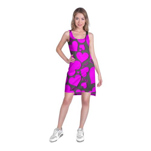 Платье-майка 3D  Фото 03, Любовная история