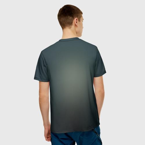 Мужская футболка 3D  Фото 02, Mr Robot