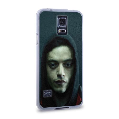 Чехол для Samsung Galaxy S5 силиконовый  Фото 02, Эллиот Роджер