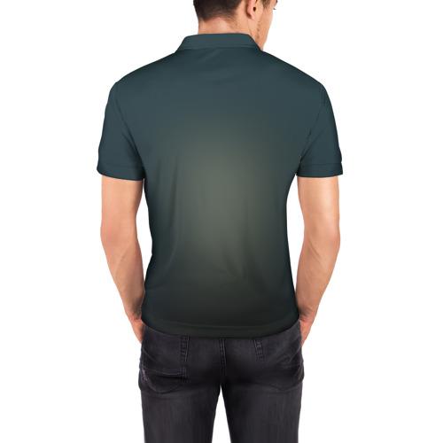 Мужская рубашка поло 3D  Фото 04, Эллиот Роджер