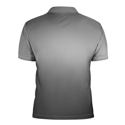 Мужская рубашка поло 3D  Фото 02, Fsociety