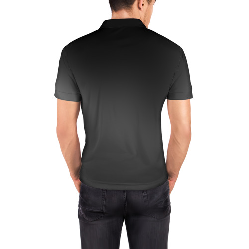 Мужская рубашка поло 3D  Фото 04, Мистер Робот