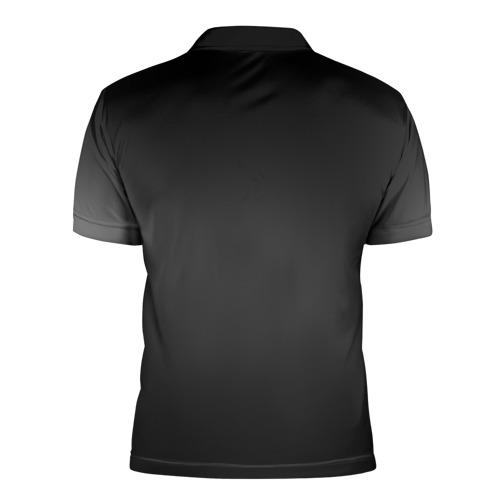 Мужская рубашка поло 3D  Фото 02, Мистер Робот