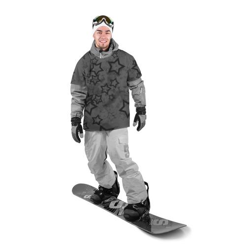Накидка на куртку 3D  Фото 03, Звезды
