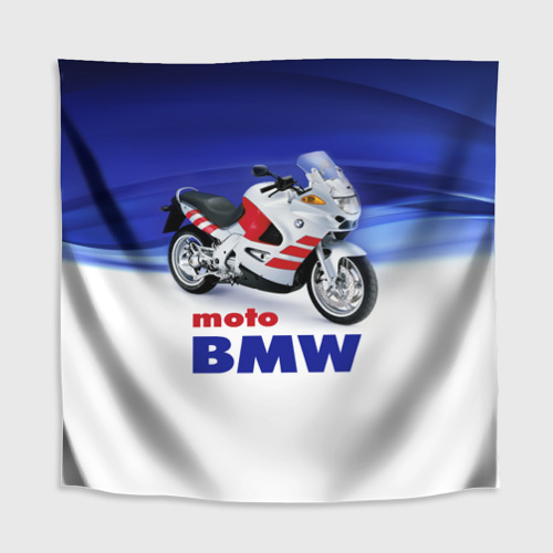 Скатерть 3D  Фото 02, moto BMW