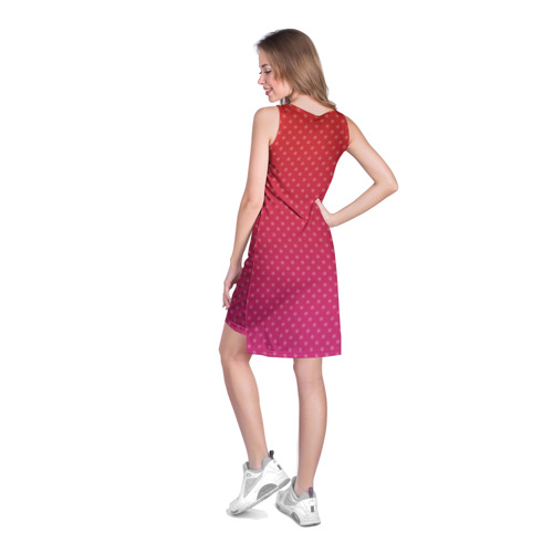 Платье-майка 3D  Фото 04, Девушка