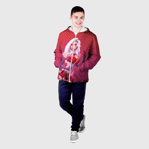 Мужская куртка 3D  Фото 03, Девушка