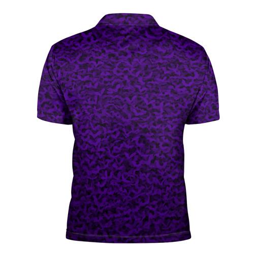 Мужская рубашка поло 3D  Фото 02, Тыква и летучие мыши