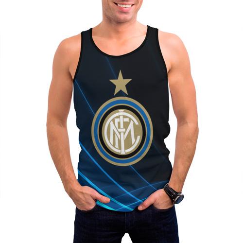 Мужская майка 3D  Фото 03, Inter Milan