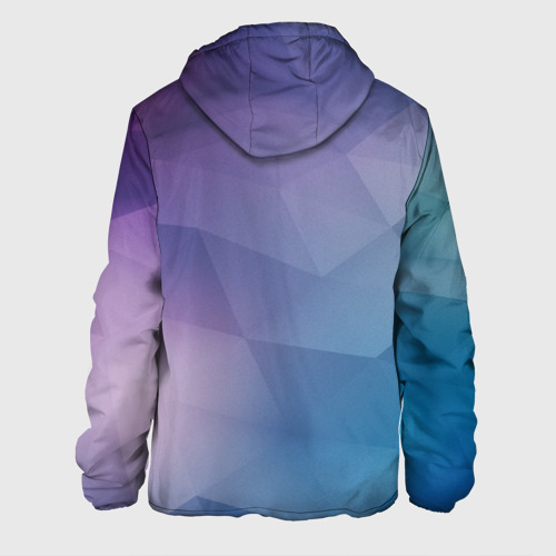 Мужская куртка 3D  Фото 02, LOW POLY