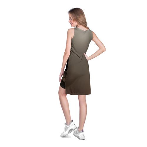 Платье-майка 3D  Фото 04, AHS