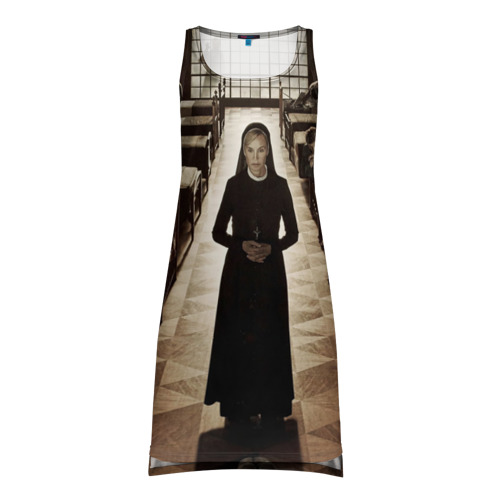 Платье-майка 3D  Фото 01, AHS