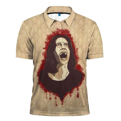 Мужская рубашка поло 3D  Фото 01, Lana Winters
