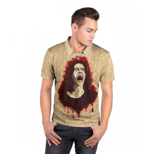 Мужская рубашка поло 3D  Фото 05, Lana Winters