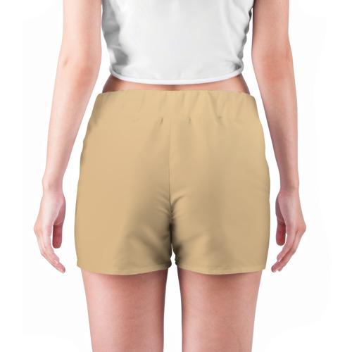 Женские шорты 3D  Фото 04, Лана