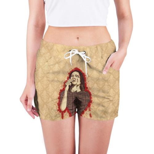Женские шорты 3D  Фото 03, Лана