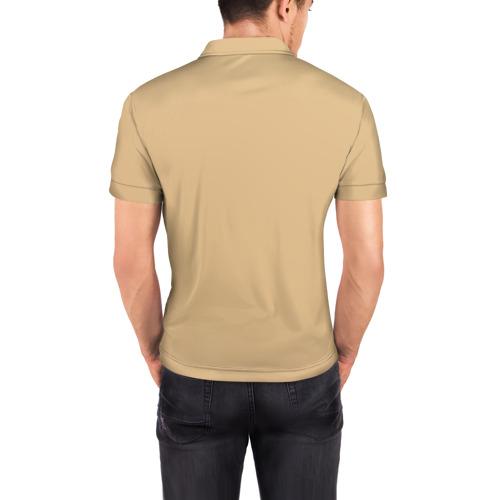 Мужская рубашка поло 3D  Фото 04, Лана