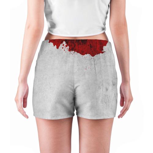 Женские шорты 3D  Фото 04, The Walking Dead