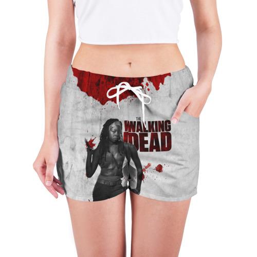 Женские шорты 3D  Фото 03, The Walking Dead