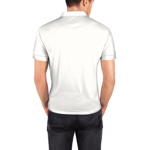 Мужская рубашка поло 3D  Фото 04, The Walking Dead