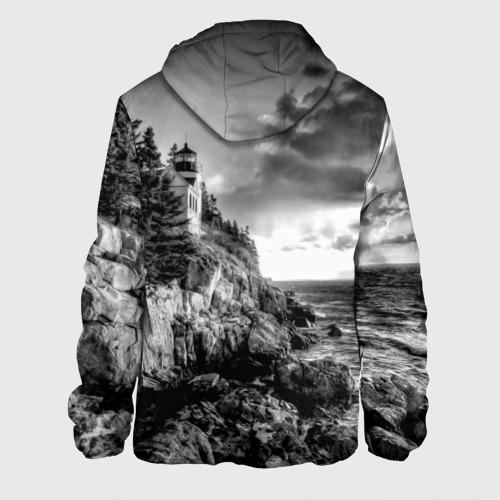 Мужская куртка 3D  Фото 02, Маяк