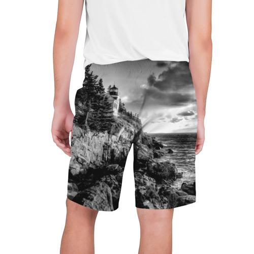 Мужские шорты 3D  Фото 02, Маяк