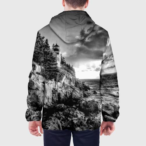 Мужская куртка 3D  Фото 05, Маяк