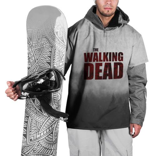 Накидка на куртку 3D  Фото 01, The Walking Dead
