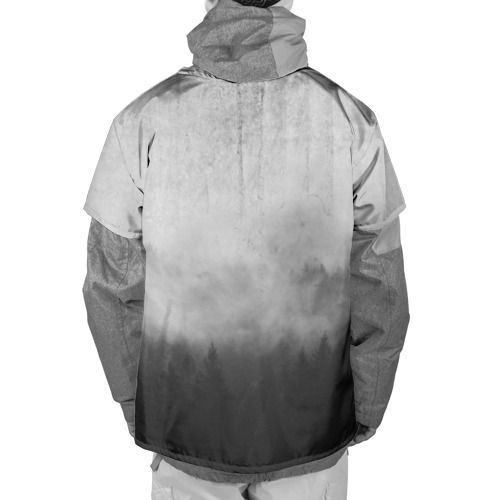 Накидка на куртку 3D  Фото 02, The Walking Dead