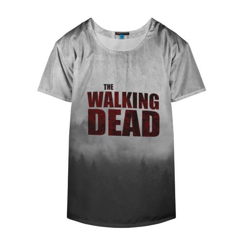 Накидка на куртку 3D  Фото 04, The Walking Dead