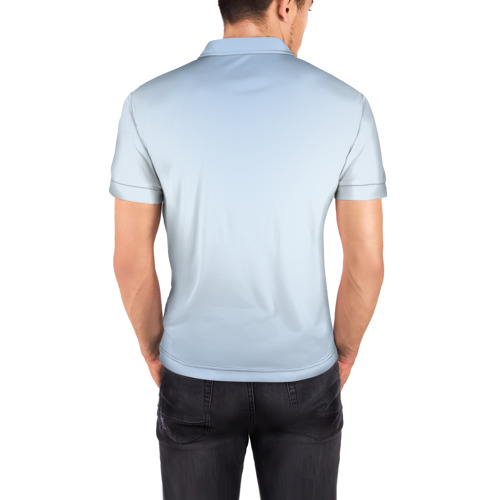 Мужская рубашка поло 3D  Фото 04, Американская история ужасов