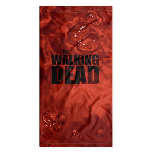 Бандана-труба 3D  Фото 07, The Walking Dead