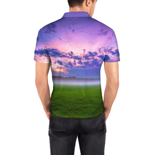 Мужская рубашка поло 3D  Фото 04, Triada
