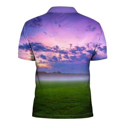 Мужская рубашка поло 3D  Фото 02, Triada